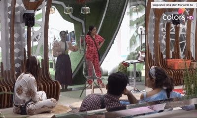 Bigg Boss Season 14 Siddharth Shukla Fight With Sara Gurpal And Rubina Dilaik