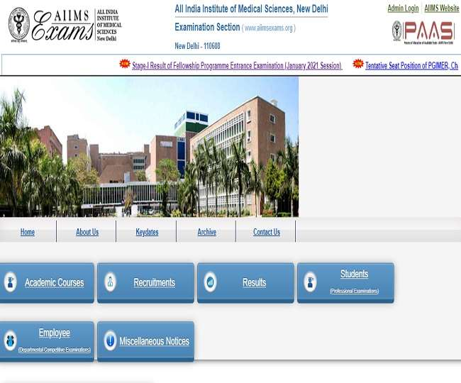 AIIMS-INICET-Result-2020