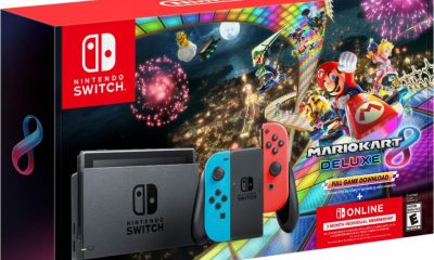 Nintendo Switch Black Friday 2020 À rabais énorme France