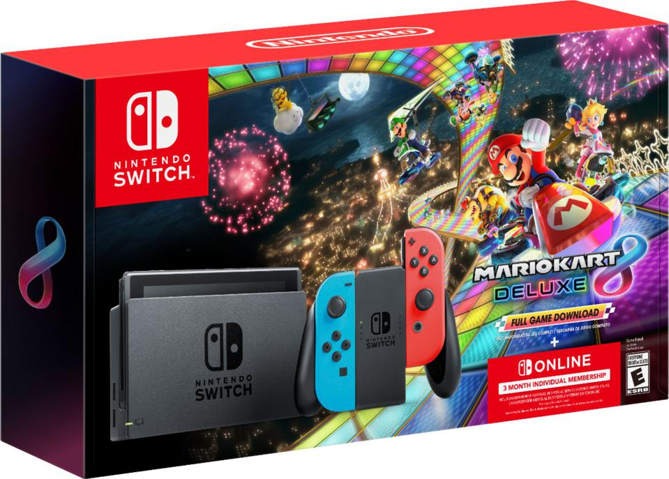 nintendo switch Bundle at black friday deal