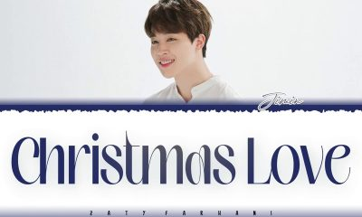 Christmas Love Lyrics Jimin