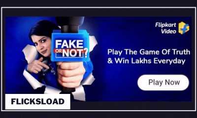 Flipkart fake or not fake quiz answer