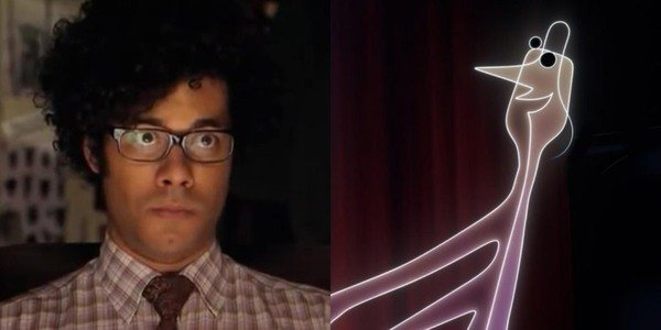 Richard Ayoade (Counselor Jerry)