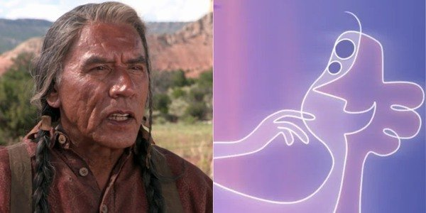 Wes Studi (Counselor Jerry)