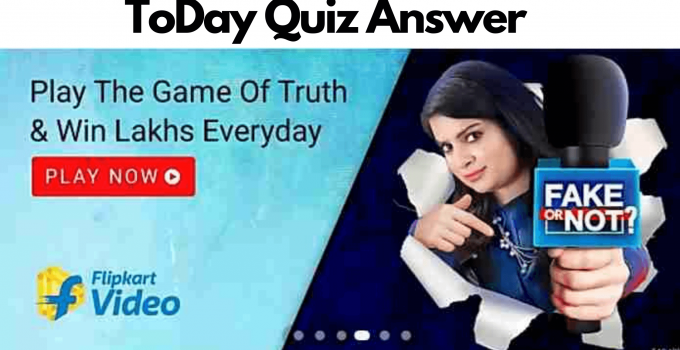 flipkart-Fake-or-not-quiz-answer