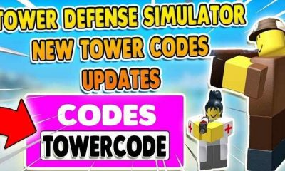Roblox Tower Defense Simulator Codes 2021