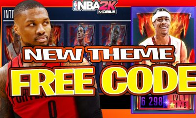 NBA 2K Mobile games code