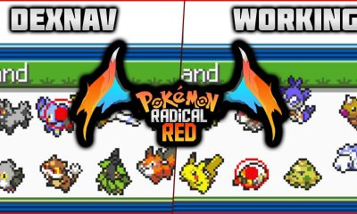 Pokemon Radical Red cheats code